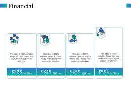 Financial Million Ppt Pictures Samples