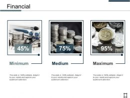 Financial Minimum Medium Ppt Professional Design Inspiration