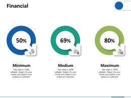 Financial Minimum Medium Ppt Professional Graphics Download