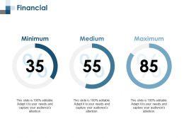 Financial Minimum Medium Ppt Summary Background Designs