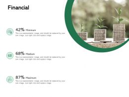 Financial Minimum Ppt Powerpoint Presentation Summary Samples