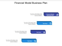 Financial Model Business Plan Ppt Powerpoint Presentation Inspiration Pictures Cpb