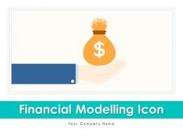 Financial Modelling Icon Investment Highlighted Portfolio Management Optimization