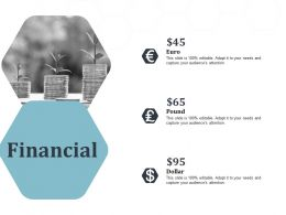 Financial N318 Ppt Powerpoint Presentation Objects