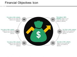 financial_objectives_icon_ppt_infographic_template_Slide01
