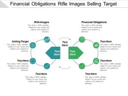 Financial Obligations Rifle Images Selling Target Consumer Wants Cpb