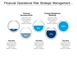 Financial Operational Risk Strategic Management Marketing Customers Communication Cpb