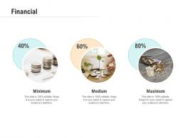 Financial Optimizing Business Ppt Designs