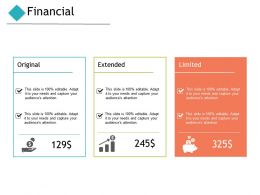 Financial Original Extended Ppt Powerpoint Presentation Pictures Summary