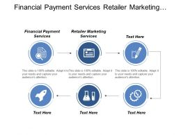Financial Payment Services Retailer Marketing Services Sales Marketing Solution Cpb