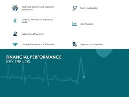 Financial Performance Key Trends Partnerships Affiliations Ppt Powerpoint Presentation Templates