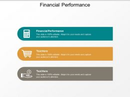 Financial Performance Ppt Powerpoint Presentation Infographics Design Templates Cpb
