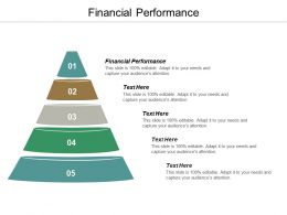 Financial Performance Ppt Powerpoint Presentation Portfolio Graphics Cpb