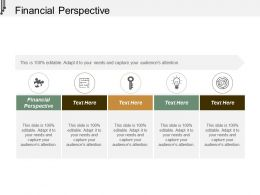 Financial Perspective Ppt Powerpoint Presentation Infographic Template Graphics Example Cpb