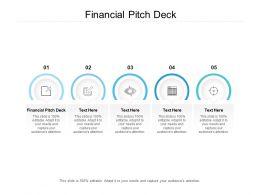 Financial Pitch Deck Ppt Powerpoint Presentation Outline Slide Portrait Cpb