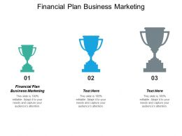 Financial Plan Business Marketing Ppt Powerpoint Presentation Professional Layout Cpb