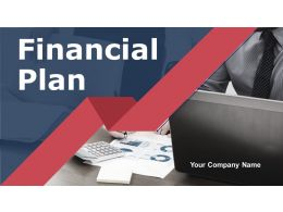 Financial Plan Powerpoint Presentation Slides
