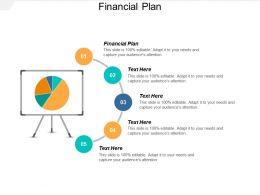 Financial Plan Ppt Powerpoint Presentation Inspiration Model Cpb