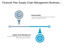 Financial Plan Supply Chain Management Business Growth Strategy Cpb