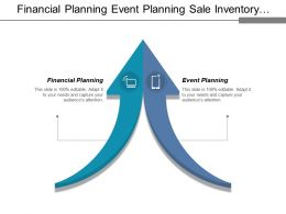 Financial Planning Event Planning Sale Inventory Management System Cpb