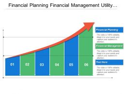 Financial Planning Financial Management Utility Management Investment Strategies Cpb