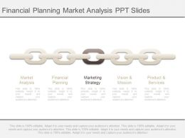 Financial Planning Market Analysis Ppt Slides