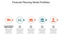 Financial Planning Model Portfolios Ppt Powerpoint Presentation Gallery Cpb