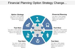 Financial Planning Option Strategy Change Management Executive Summary Cpb