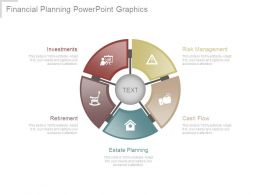 Financial Planning Powerpoint Graphics