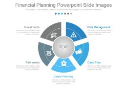 Financial Planning Powerpoint Slide Images