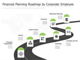 Financial Planning Roadmap By Corporate Employee