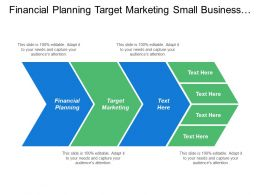 Financial Planning Target Marketing Small Business Online Success