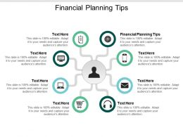 Financial Planning Tips Ppt Powerpoint Presentation Styles Tips Cpb