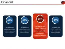 Financial Powerpoint Presentation Templates