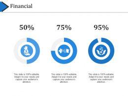 Financial Powerpoint Slide
