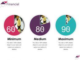 Financial Powerpoint Slide Background