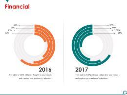 Financial Powerpoint Slide Deck Samples