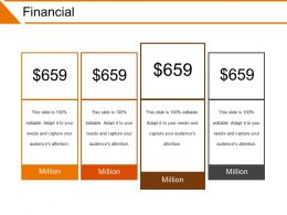 Financial Powerpoint Slide Design Ideas