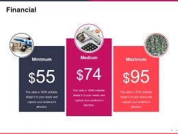 Financial Powerpoint Slide Design Ideas Template 1