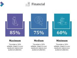 Financial Powerpoint Slide Graphics