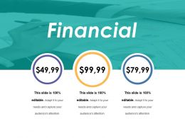 Financial Powerpoint Slide Presentation Sample