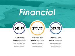 Financial Powerpoint Slide Presentation Sample