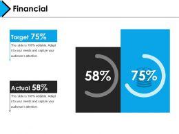 Financial Powerpoint Slide Show Template 1