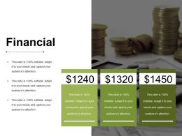 Financial Powerpoint Slide Templates Download