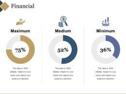 Financial Powerpoint Slides Design