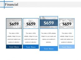 Financial Powerpoint Topics