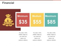 Financial Ppt Background Graphics