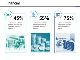 Financial Ppt Backgrounds