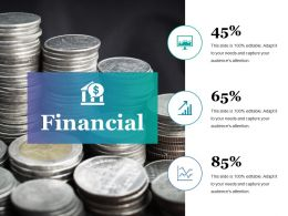 Financial Ppt Design