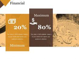 Financial Ppt Design Templates 1
